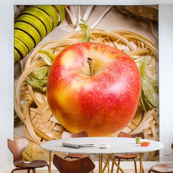 Photo murale pomme