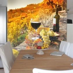 Revêtement Mural Vignoble 2