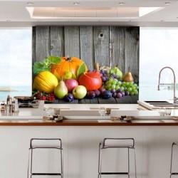 Déco murale Assortiment de Fruits