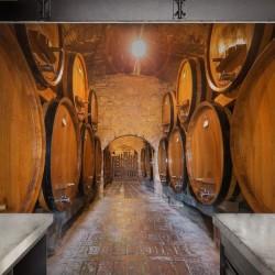 Photo murale cave à vin