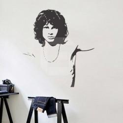 Adhésif de Jim Morrison