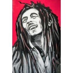 Photo murale Bob Marley